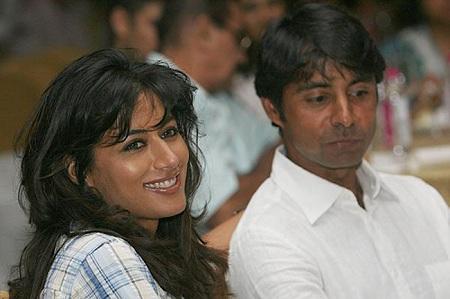 Chitrangada Singh and Jyoti Singh Randhawa