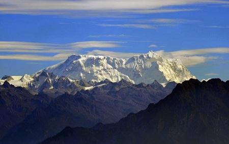 Gangkhar Puensum, Bhutan