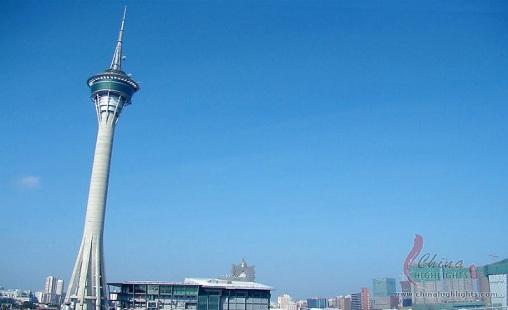 Macau Tower - Macau, China