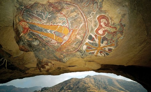 Painted Cave - California, United States of America