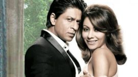 Shah Rukh Khan and Gauri Chhibba
