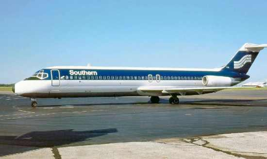 Southern Airways Flight 49