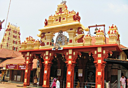 Sri Krishna Temple