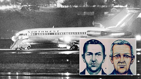 The DB Cooper Hijacking