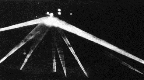 UFO aircrafts in Los Angeles