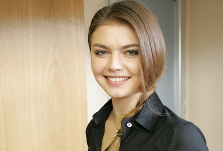 Alina Kabaeva