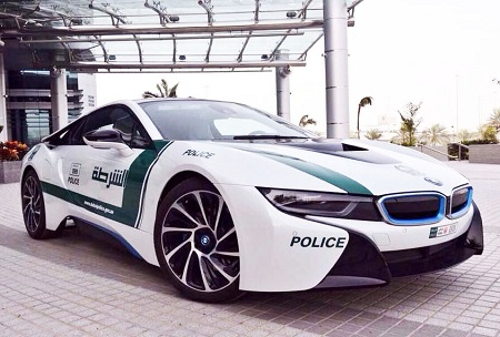 Top 10 Best Police Cars In The World World Blaze