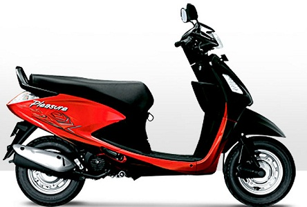Hero MotoCorp's Pleasure
