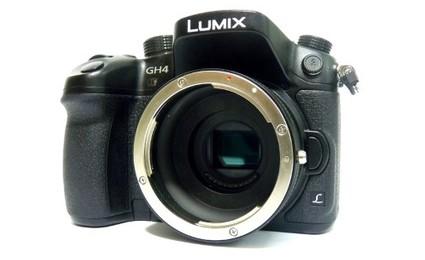 Panasonic Lumix GH4 16MP Digital SLR Camera
