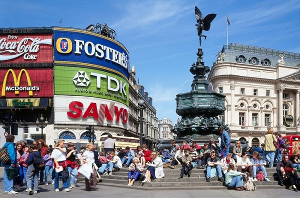 Piccadilly London