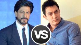 Shah Rukh Khan vs. Aamir Khan