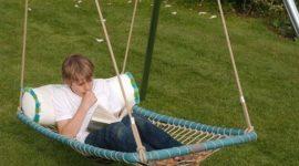 Swing in a Hammock