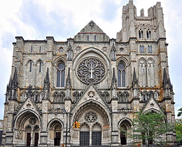 Cathedral Of Saint John The Divine, New York, United States
