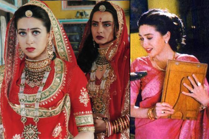 Karisma Kapoor in Zubeidaa