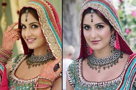 Katrina Kaif in Singh Is Kinng