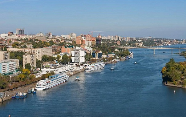 Rostov on Don, Russia
