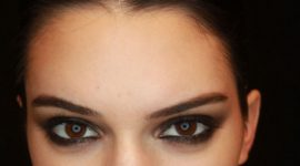 The nonstop smoky lined eye