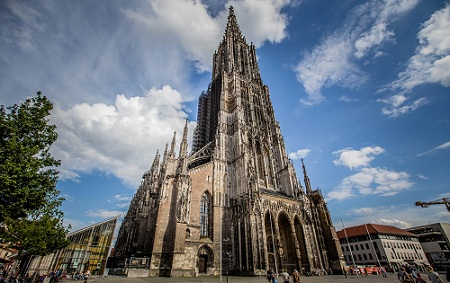 Ulm Minster, Ulm, Germany