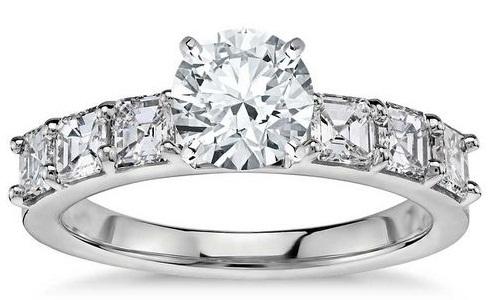 An Engagement RingFrom Krupp