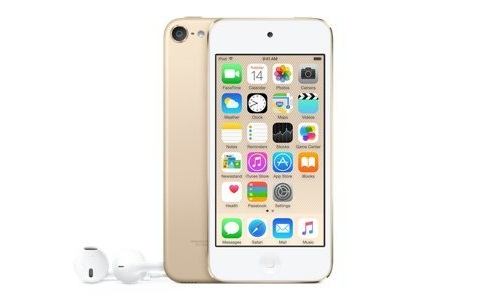 Apple iPod touch 16GB (6th Gen) - Gold (MKH02HN/A)