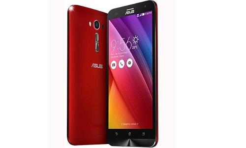 Asus Zenfone 2 Laser ZE601KL (Red, 32GB)