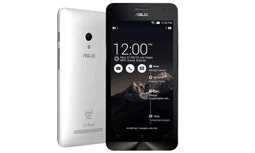 Asus Zenfone 5 (White, 16GB)