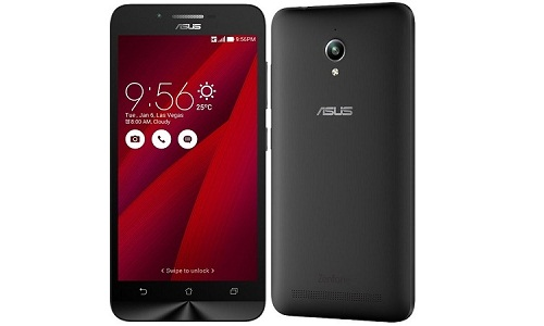 Asus Zenfone Go 5 LTE T500 (Charcoal Black)