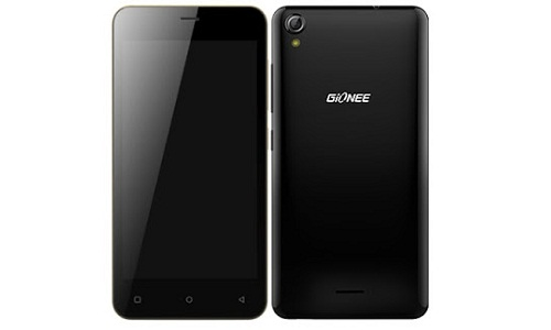 Gionee P5 Mini (Black)