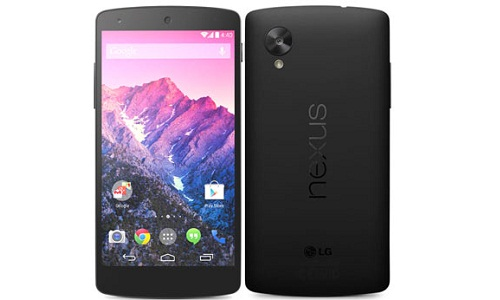 LG Google Nexus 5 D821 (Black, 16GB)