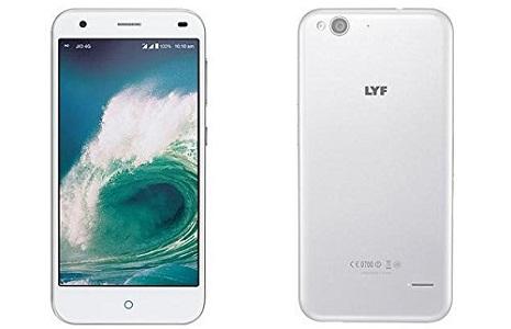 LYF Wind 5 White