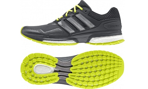 Adidas Response Boost Techfit M Men Running Shoes