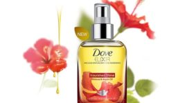Dove Elixir Hair Oil