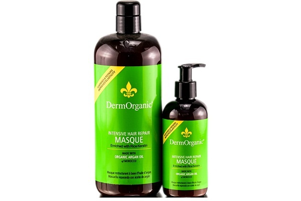 Intensive Hair Repair by DermOrganic