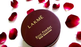 Lakme Rose Powder with Sunscreen