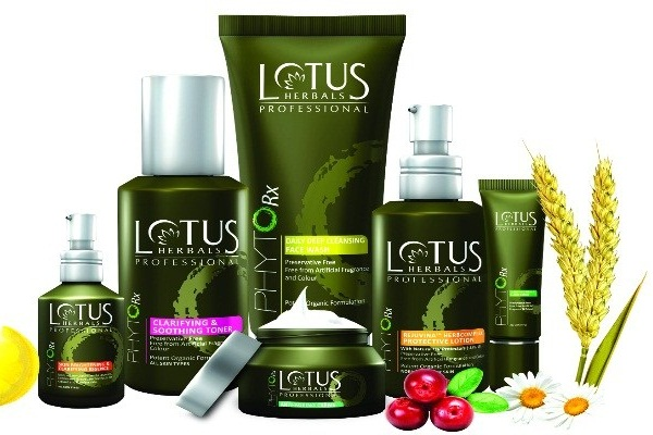 Lotus herbal cosmetic brands