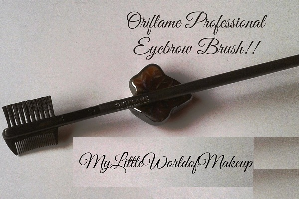 Professional Eyebrow Brush By Oriflame