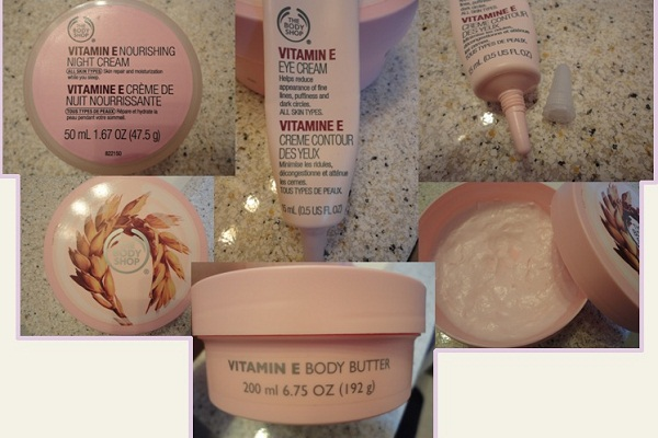 The Body Shop — Vitamin E Cream