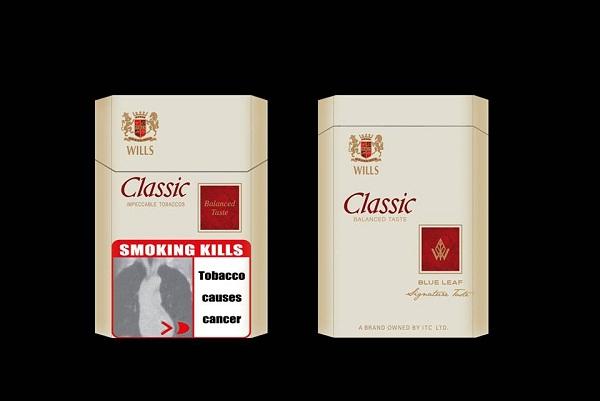 Marlboro cigarettes from Liverpool