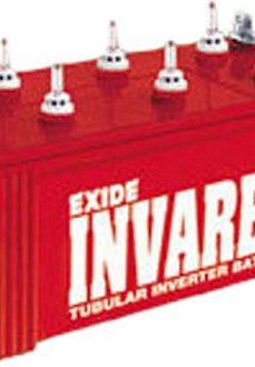 Exide Car Battery INVARED 500