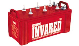Exide Car Battery INVARED 500
