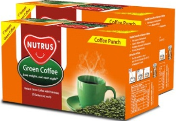 nutrus green coffee