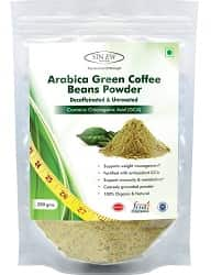 sinew nutrition green coffee