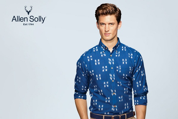 Top 10 best men 39 s shirt brands in india most popular for Popular mens shirts brands