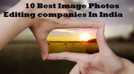 Image Photos Editing companies