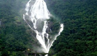 Dudhsagar Falls in Goa