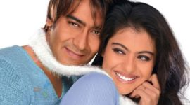 Ajay Devgan and Kajol