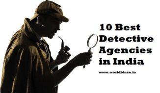 Best Detective Agencies in India