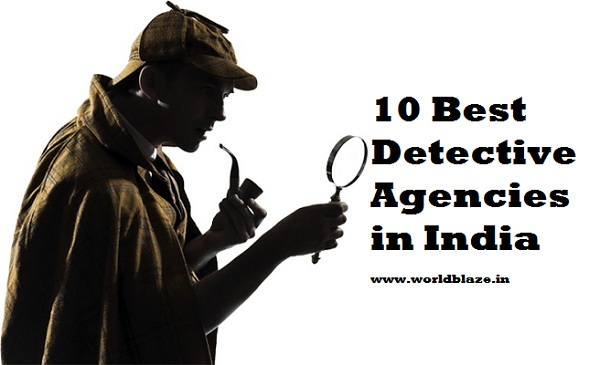 Best Detective Agencies in India