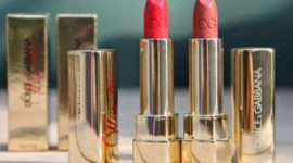 Dolce and Gabbana Monica Voluptuous Lipstick