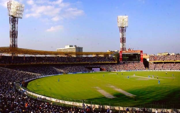 Top 10 biggest cricket stadiums in india 2017 world blaze for Salon decor international kolkata west bengal